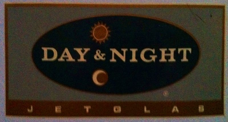 Day and Night label
